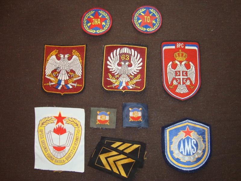 Lot de patch Yougo et Serbes Dsc02510
