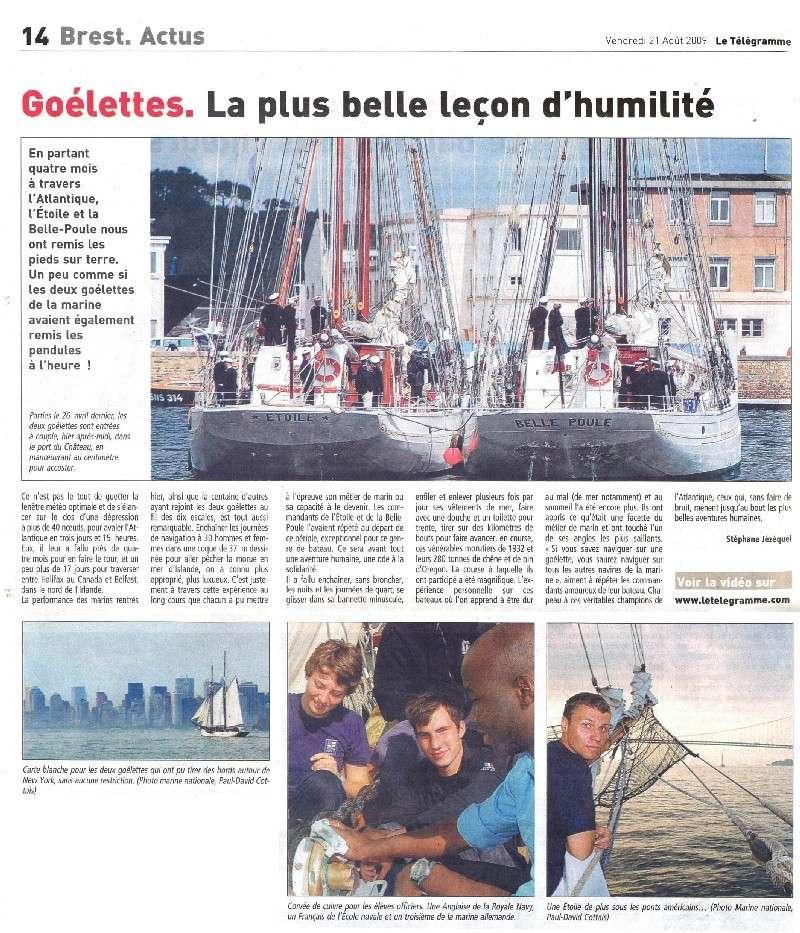 L'ÉTOILE ET LA BELLE-POULE (BE) - Page 5 Retour10