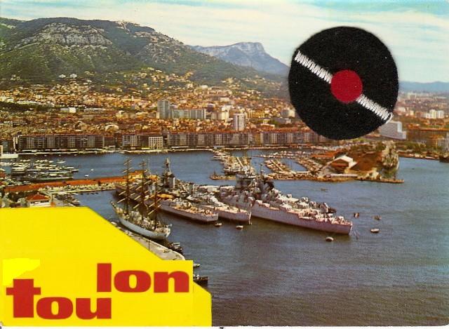 [Les ports militaires de métropole] TOULON au début des années 60 - Page 2 Toulon10
