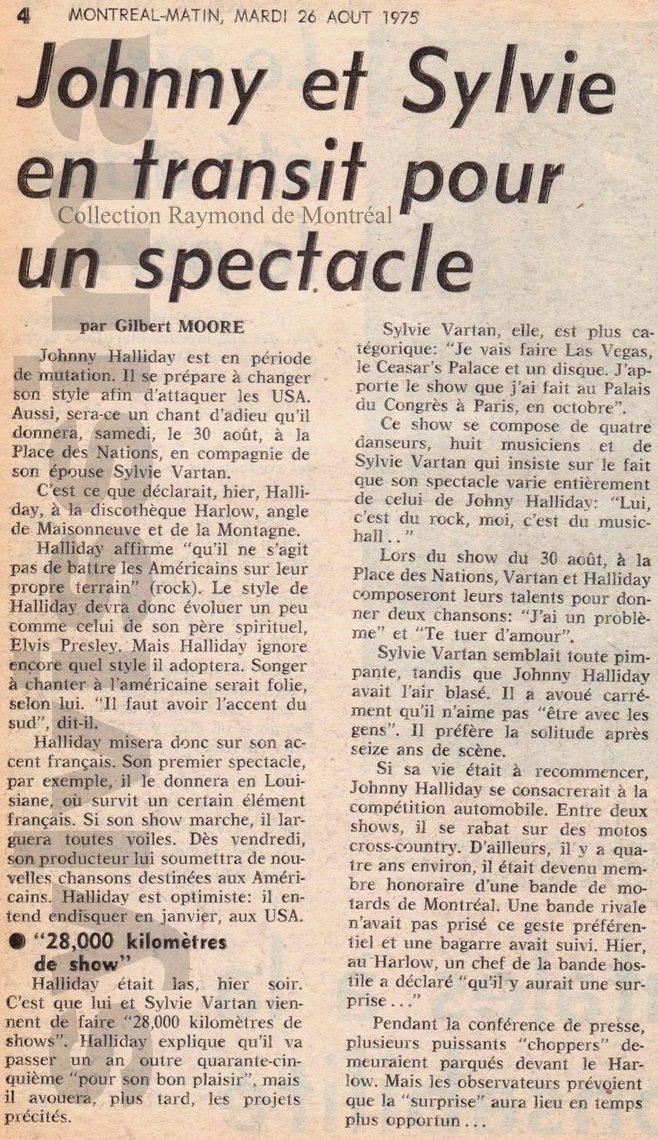 JOHNNY ET SYLVIE AU CANADA EN 1975 5_mard10