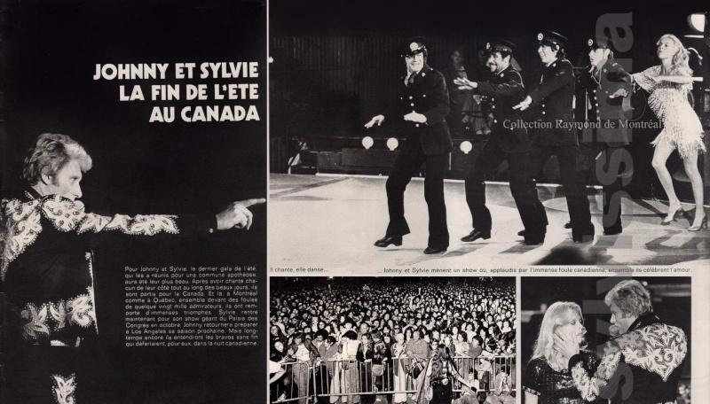 JOHNNY ET SYLVIE AU CANADA EN 1975 Jours_10