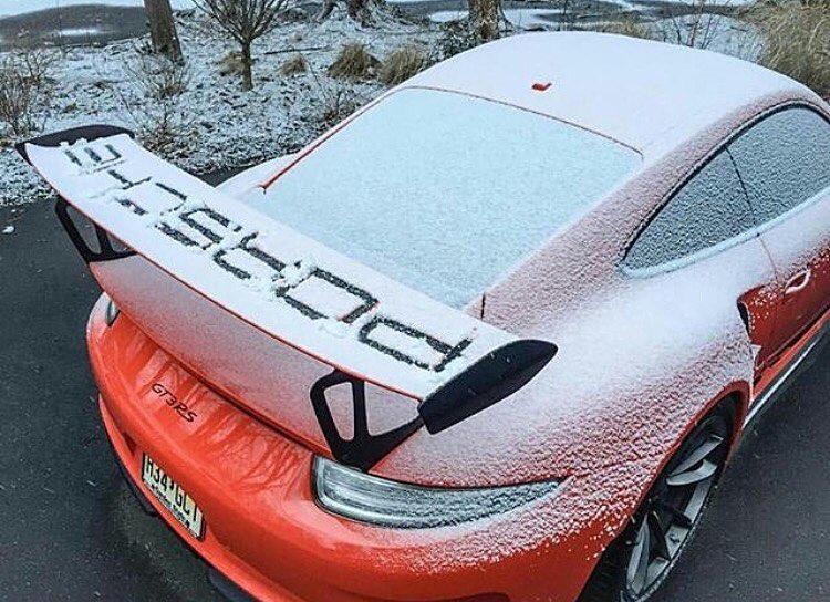 Porsche en hiver - Page 5 12734111