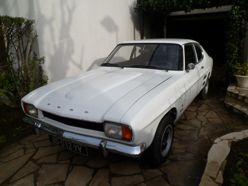Restauration Ford Capri Sam_2210
