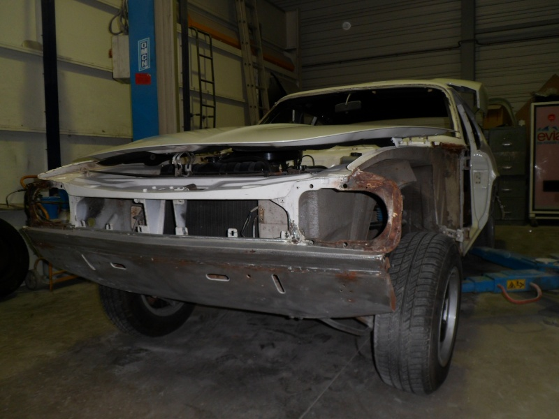 Restauration Ford Capri Sam_2213