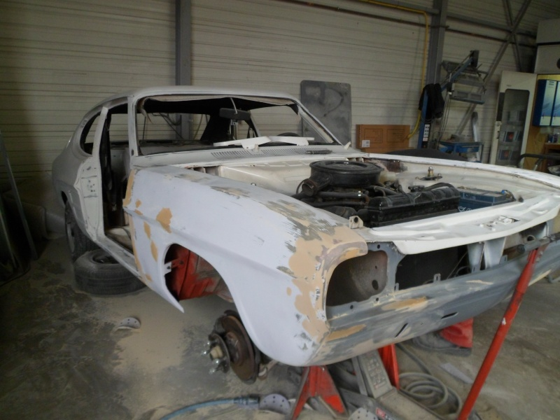 Restauration Ford Capri Sam_3610