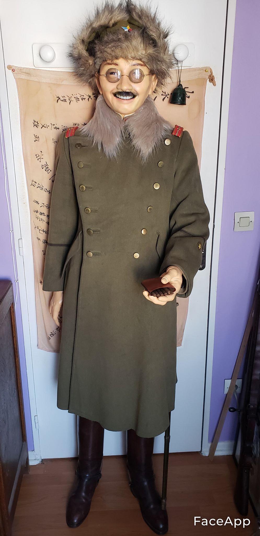 Officier Manchu 10388910
