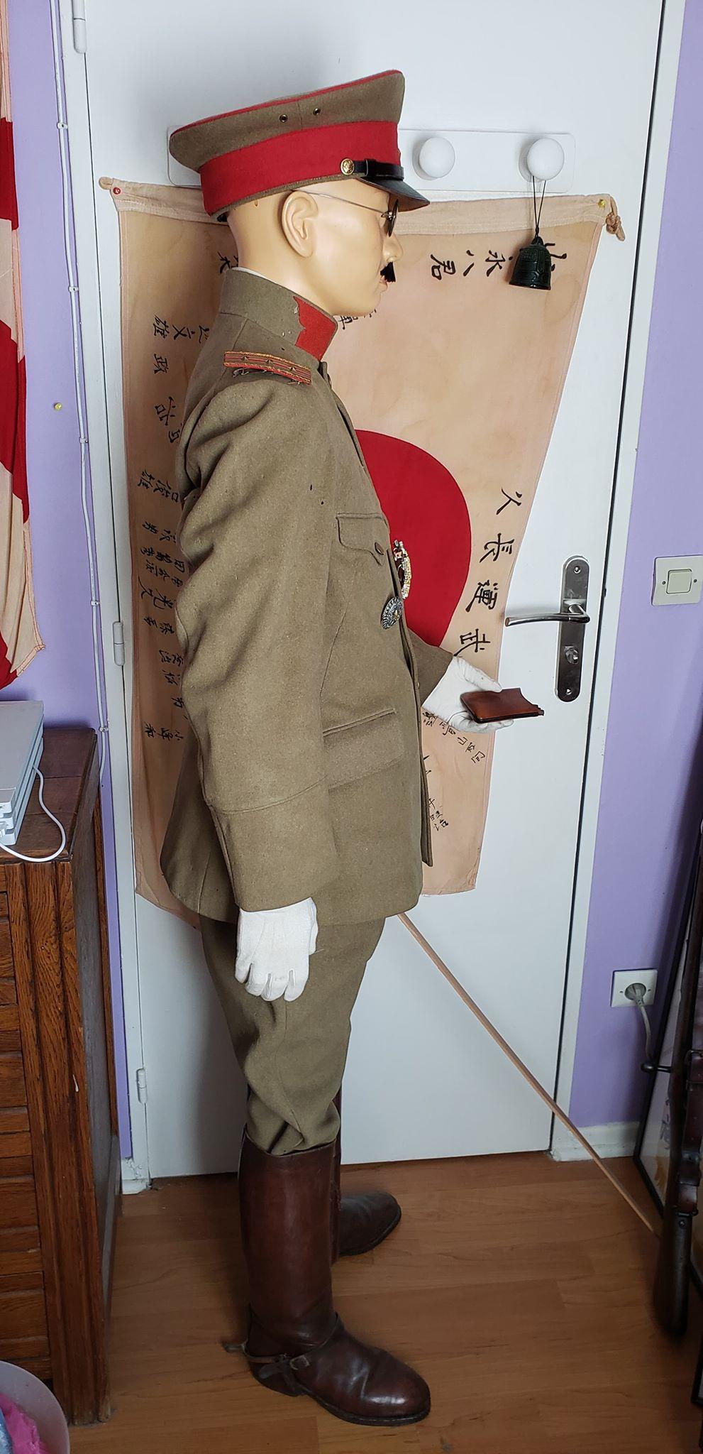 Tenue colonel japonais 10502510