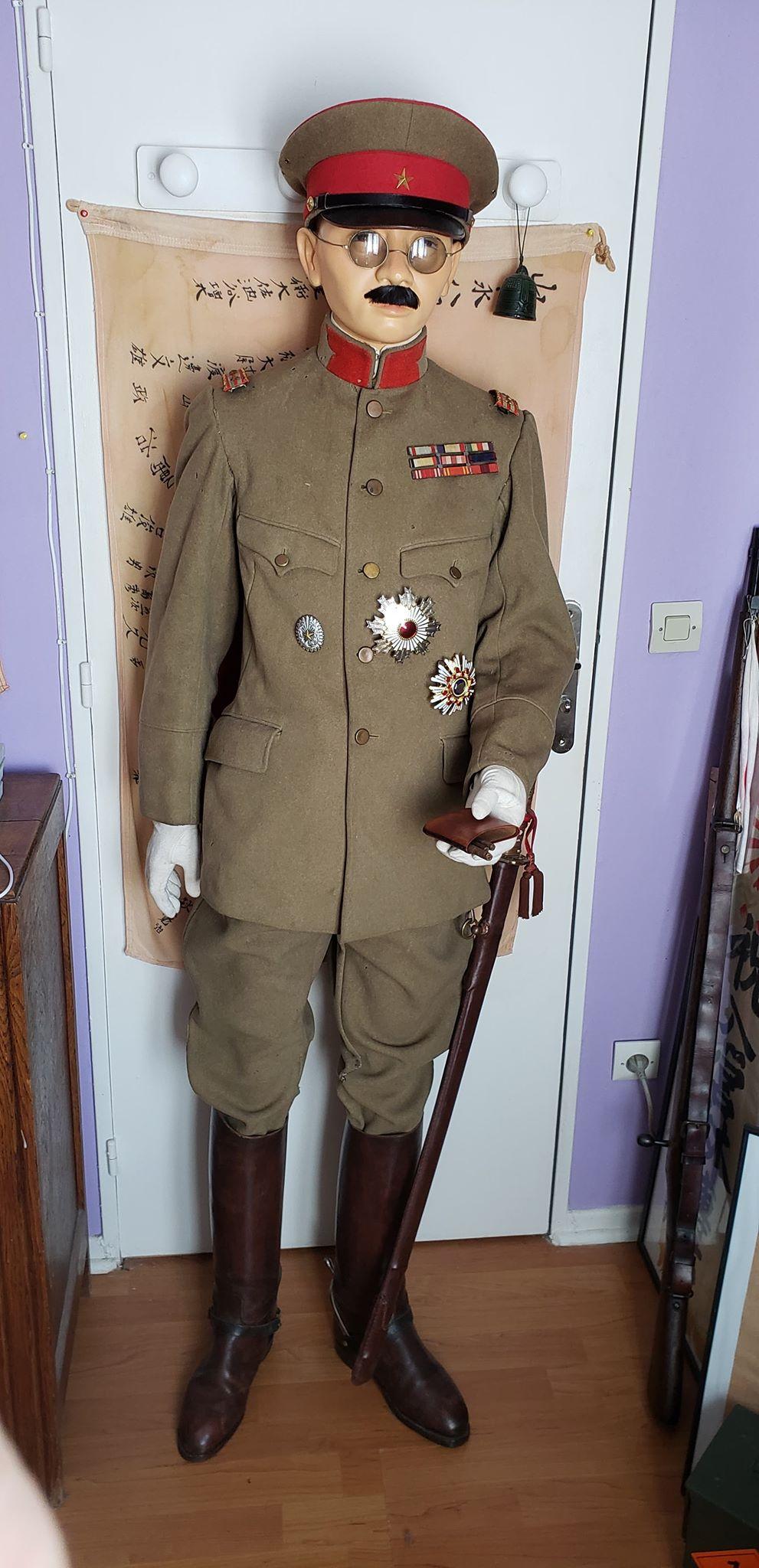 Tenue colonel japonais 10550110