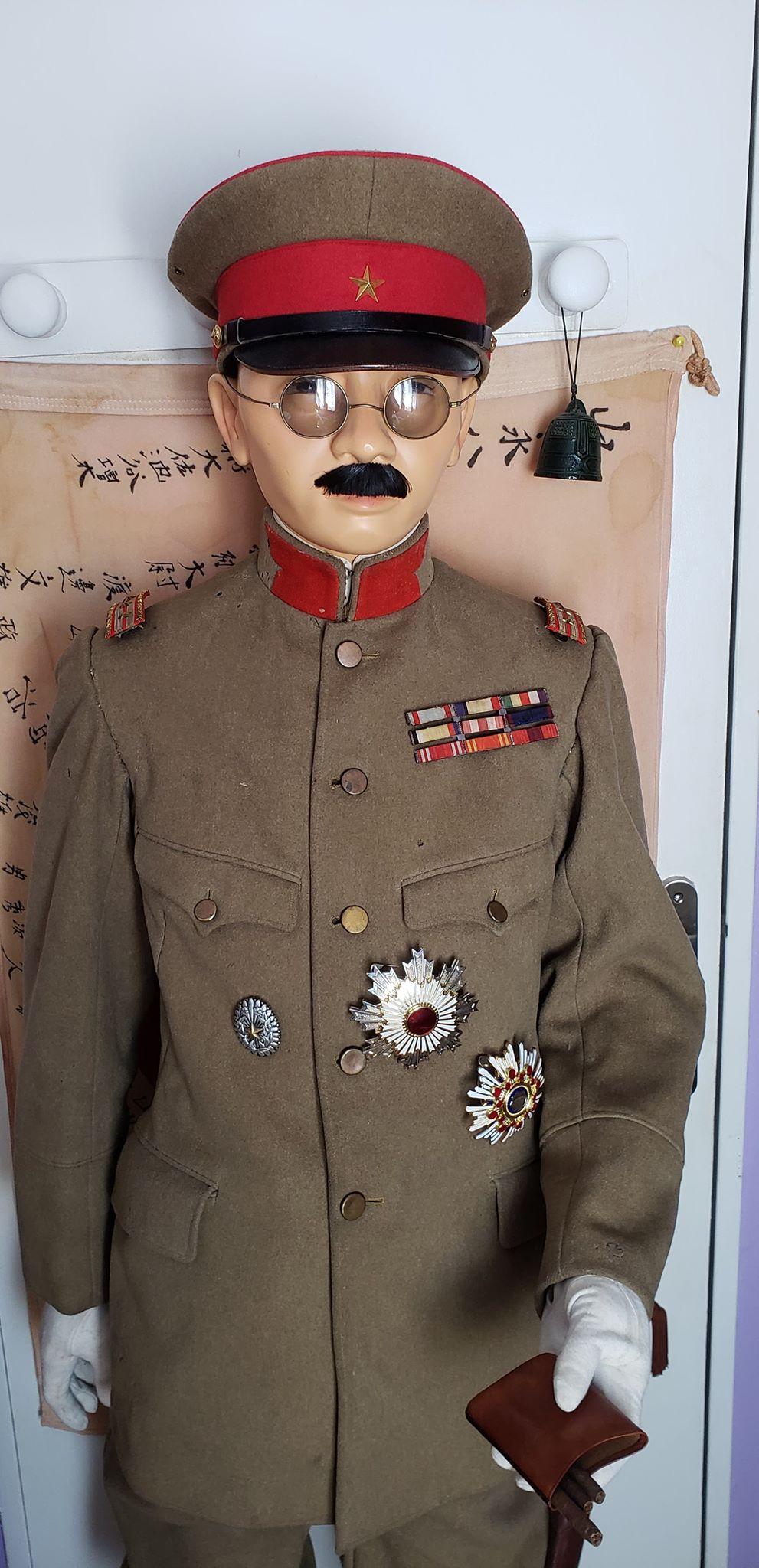 Tenue colonel japonais 10563610