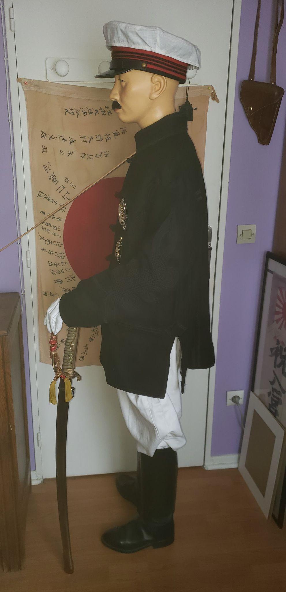 Reconstitution du Général Nogi 12007310