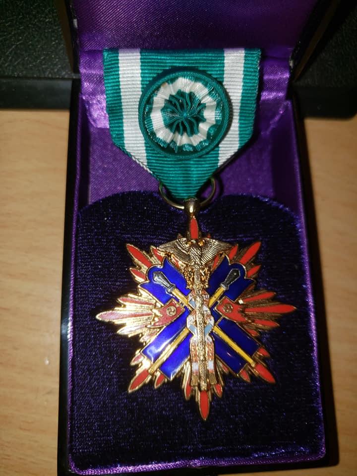 ordre du milan d'or 98851610