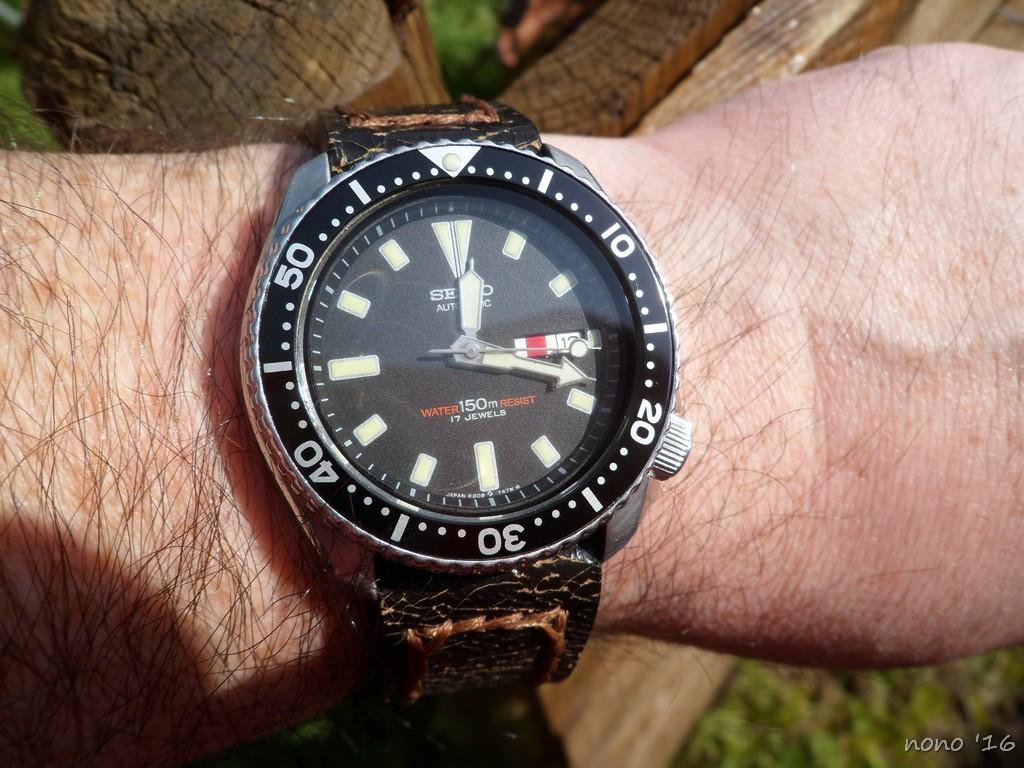 Votre montre du jour Seiko612