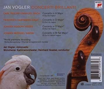 Les concertos pour violoncelle 51tnq610