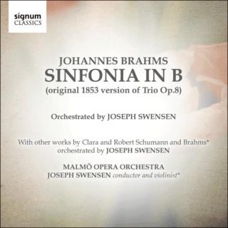 Brahms Trio n° 1, opus 8 63521210