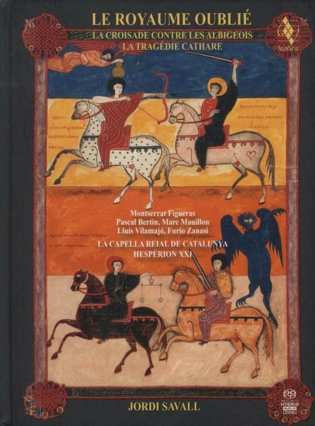 Le royaume oublié, la tragédie cathare : Jordi Savall 71r5iv10