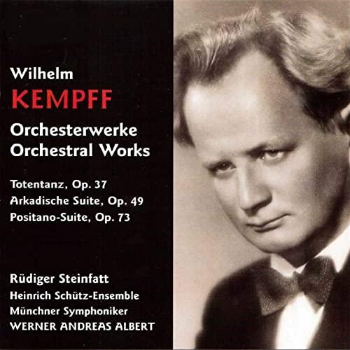 Wilhelm KEMPFF (1895 - 1991) 81qrri10