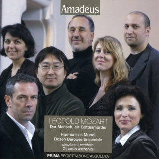 Leopold Mozart - Missa Solemnis - CD Aparté 2019 Bookle11
