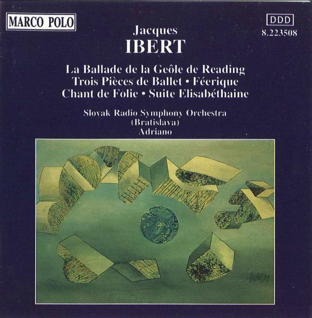 Jacques Ibert (1890-1962) Bookle15