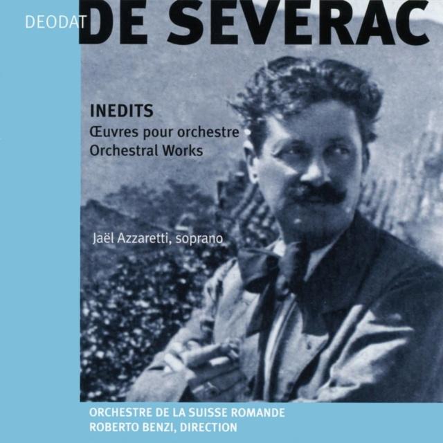 severac - Déodat de Séverac (1872-1921) Cover20