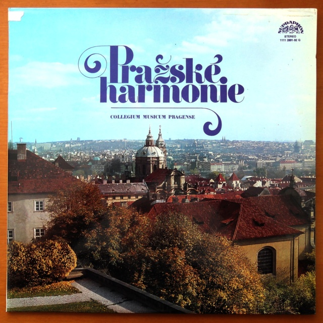 Œuvres classiques tchèques pour instruments à vents Cover25