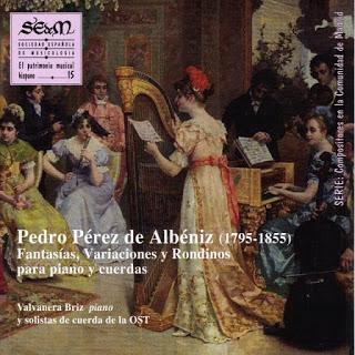 Pedro Albeniz (1795-1855) Cover36