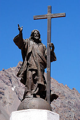 Architecture et sculpture Cristo10
