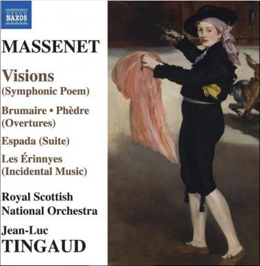 Massenet : musique orchestrale (hors les Suites) Massen10