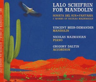 Lalo SCHIFRIN, né en 1932 Schifr10