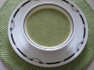 Potage à la salade Img_1042