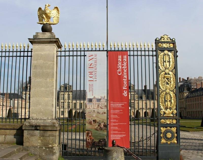 Le château de Fontainebleau - Page 2 10352710