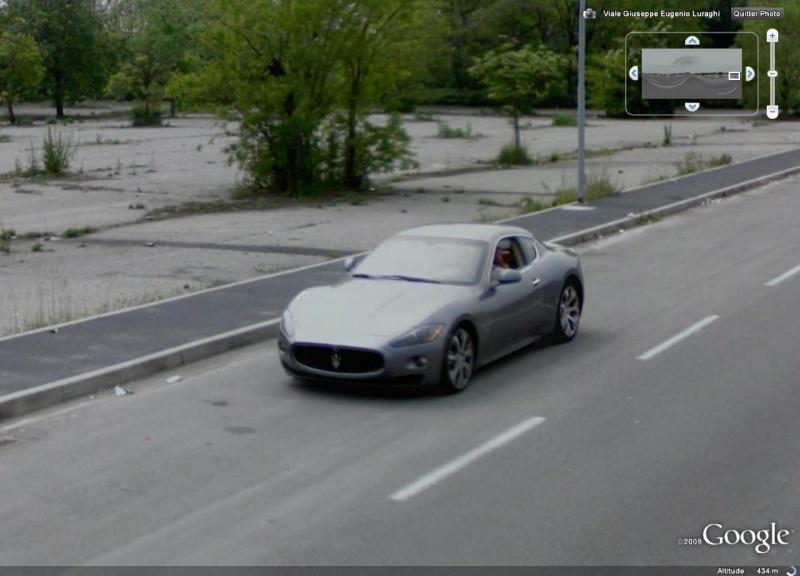 STREET VIEW : belles voitures (Monde) Masera10