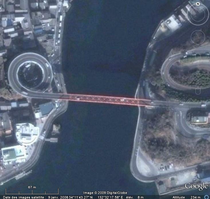 Les ponts du monde avec Google Earth Ondo_b10