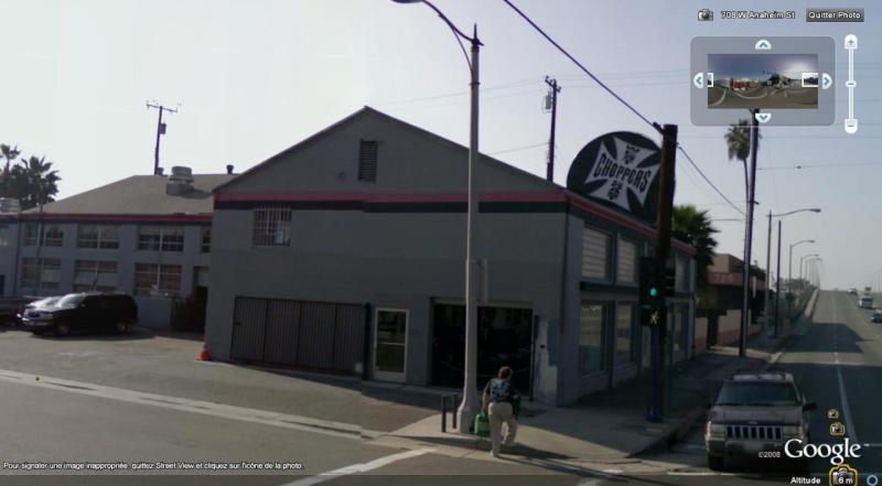STREET VIEW : bâtiments insolites, hors normes, connus... West_c10