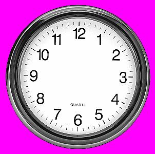 Horloge graphique Horlog11