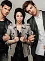 Robert, Taylor et Kristen pour Entertainment Weekly Robtay10