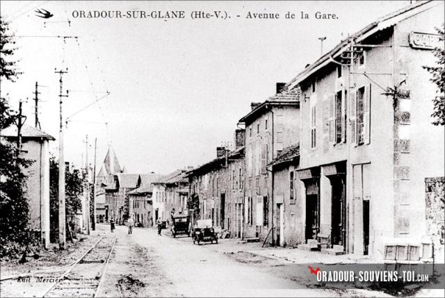 Oradour sur Glane Oradou10