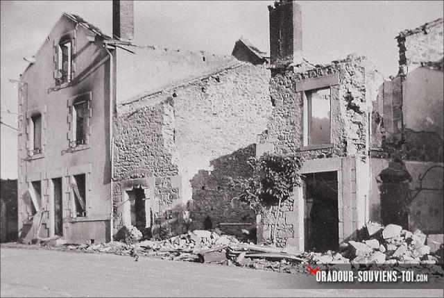 Oradour sur Glane Oradou11
