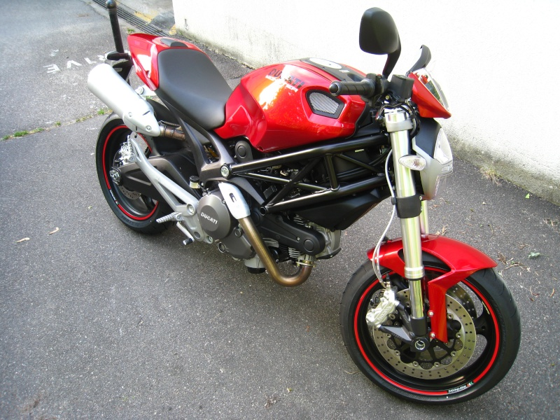 [VDS] DUCATI MONSTER 696 + Img_7917