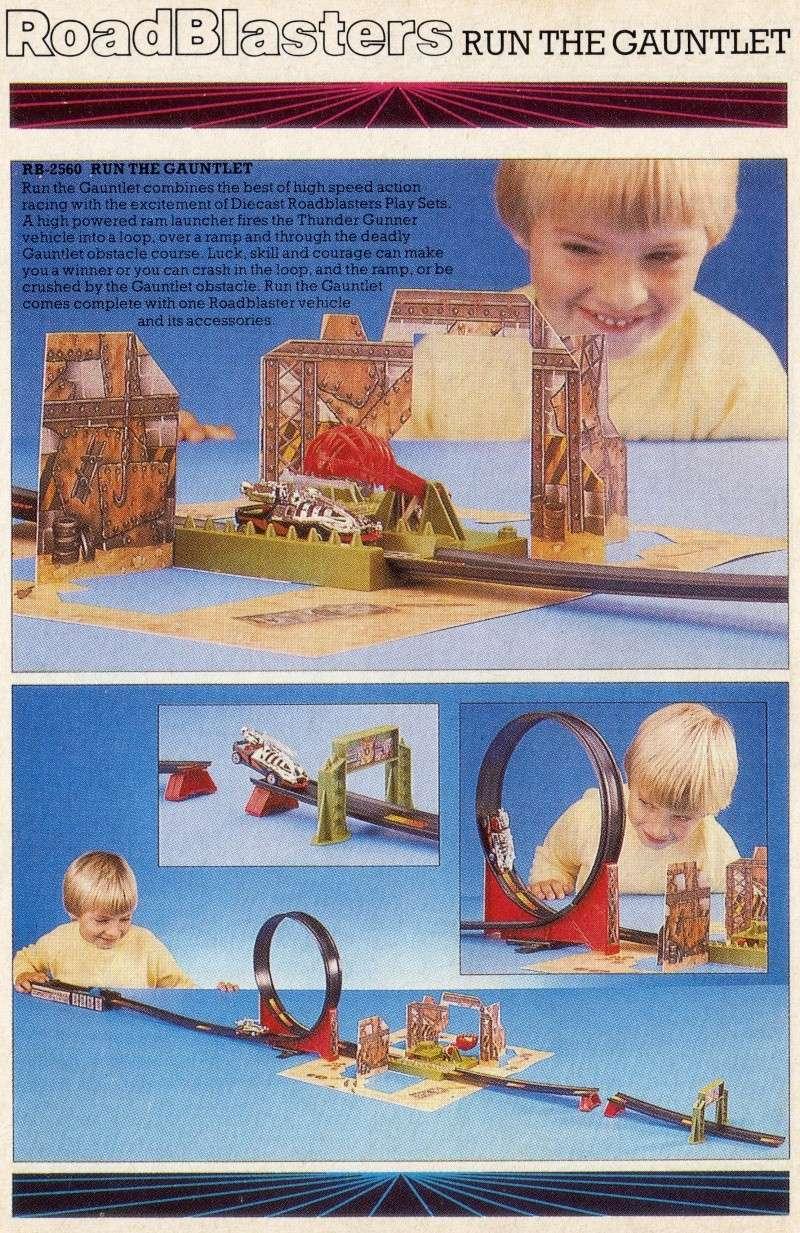 ROAD BLASTERS (Matchbox) 1988 Catalo16