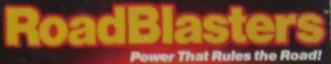 ROAD BLASTERS (Matchbox) 1988 Logo_r11