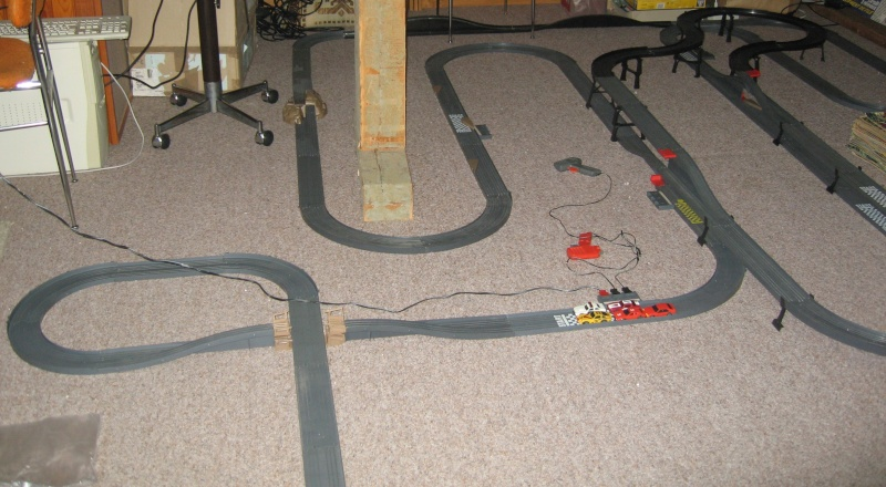 Les circuits TCR - circuit Changement de file, 3 niveaux... Tcr-ci12