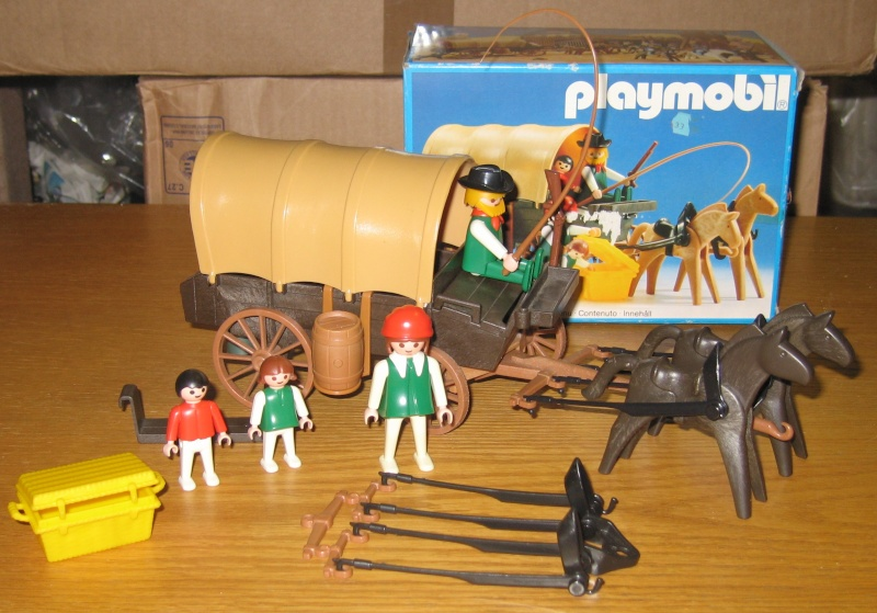 [PLAYMOBIL] Thème WESTERN - Cow-Boy, Indiens - Page 2 Wester10