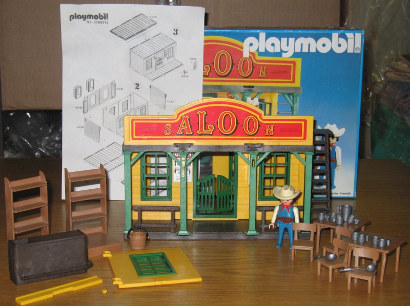 [PLAYMOBIL] Thème WESTERN - Cow-Boy, Indiens - Page 2 Wester12