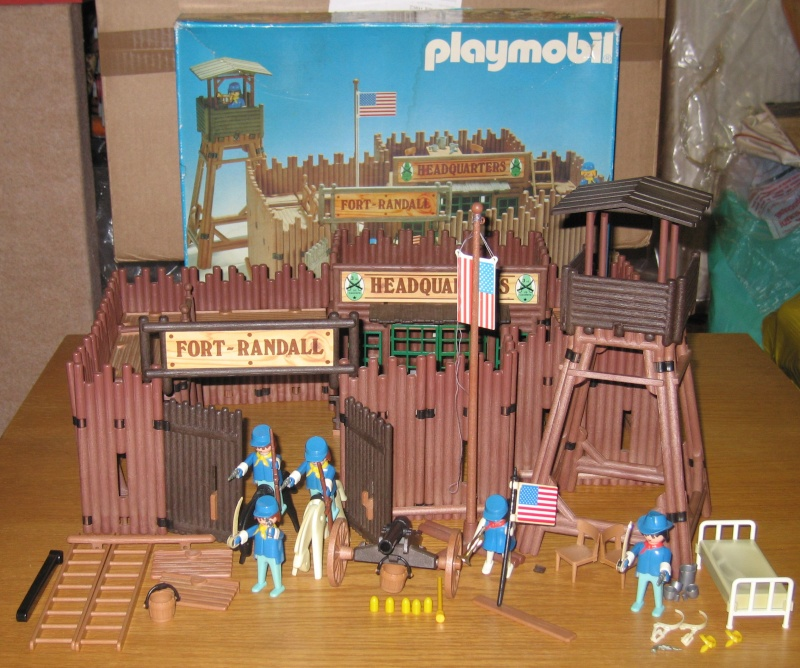 [PLAYMOBIL] Thème WESTERN - Cow-Boy, Indiens - Page 2 Wester15