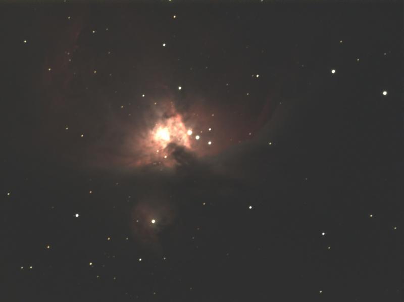 Essai en visuel assisté avec une Atik Infinity.... M42_110