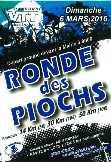 Dimanche 6 mars : Rando VTT à Poussan Pioch10