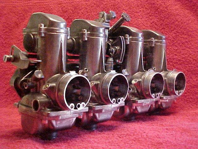 rampe carburateur 1100 gsxr 86 87 Vm29si10