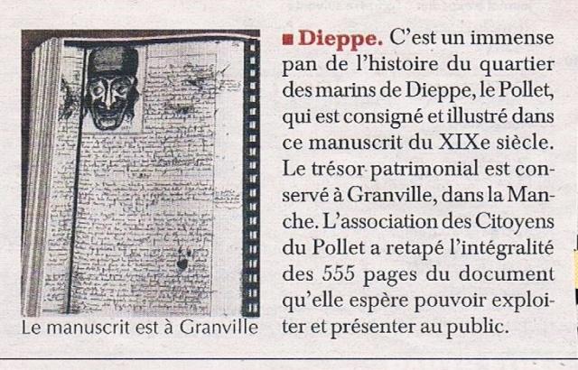 L'histoire du quartier Pollet à Dieppe est à Granville 2016-035