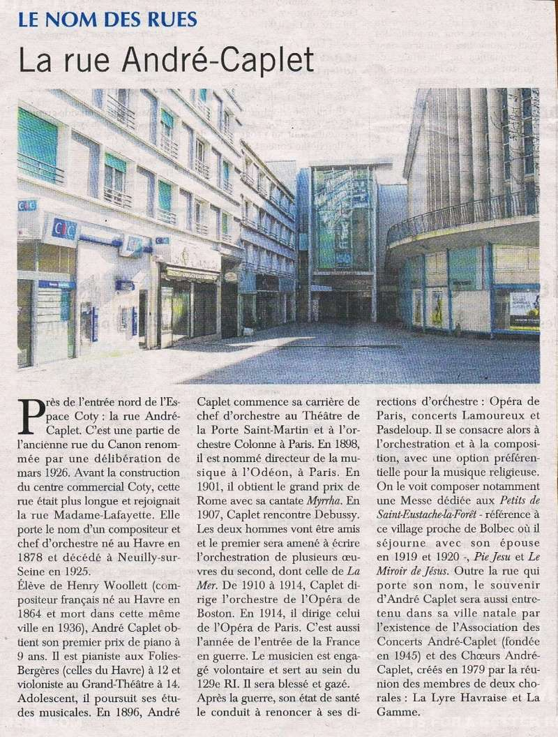 Havre - Le Havre - Rue André Caplet 2016-037
