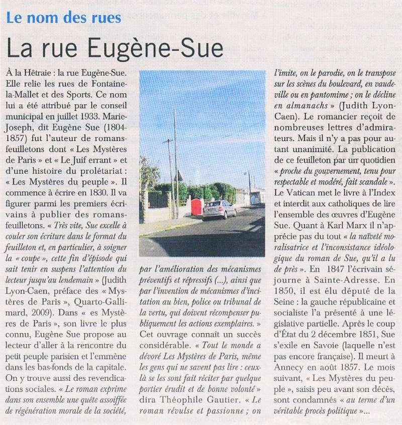 Havre - Le Havre - Rue Eugène Sue (La Hétraie) 2016-038